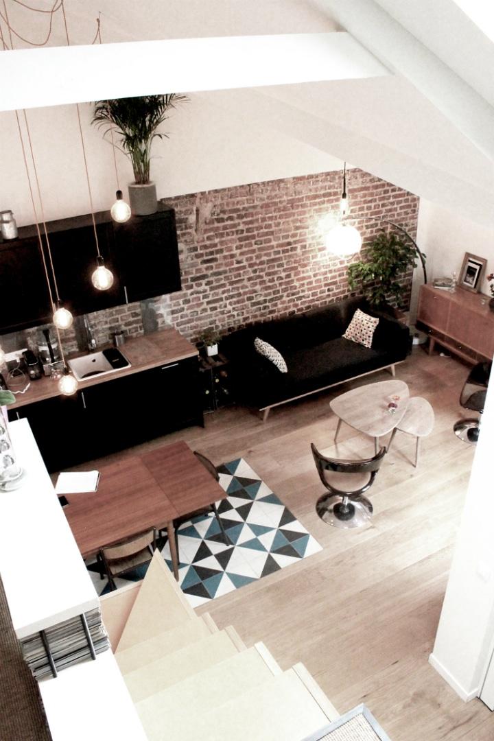 riccardo haiat imagine un int rieur d co surprenant. Black Bedroom Furniture Sets. Home Design Ideas