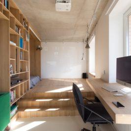 aménager un petit studio