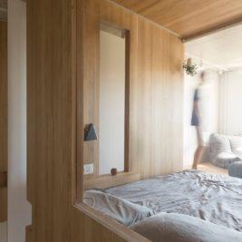 aménager un petit studio 23 267x267 - Comment aménager un petit studio de moins de 50 mètres carrés