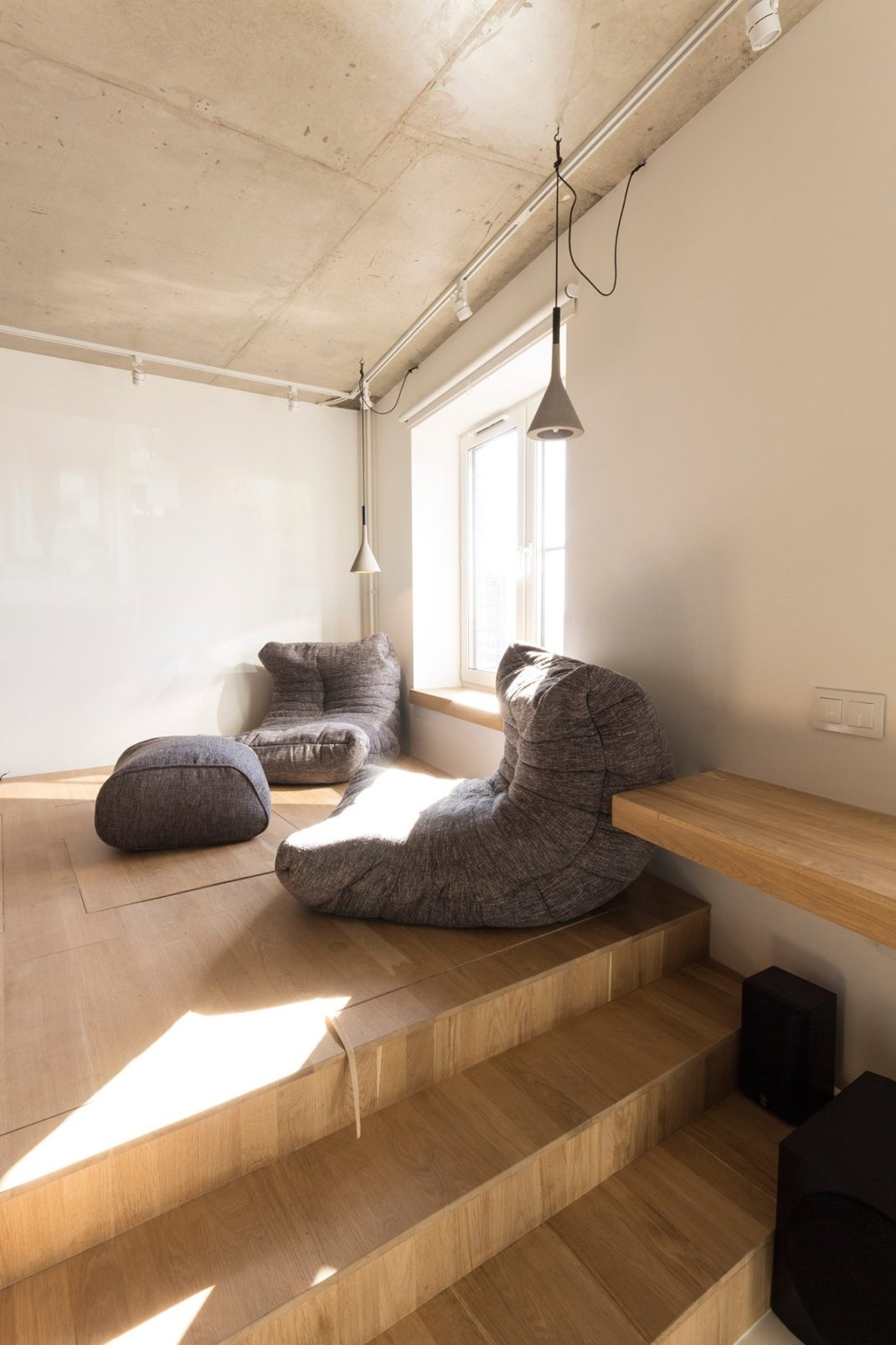 aménager un petit studio de moins de 50 mètres carrés