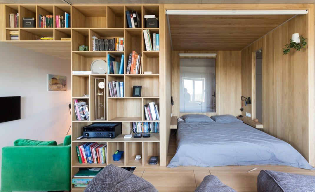 Aménager Un Petit Studio aménager un petit studio de moins de 50 mètres carrés