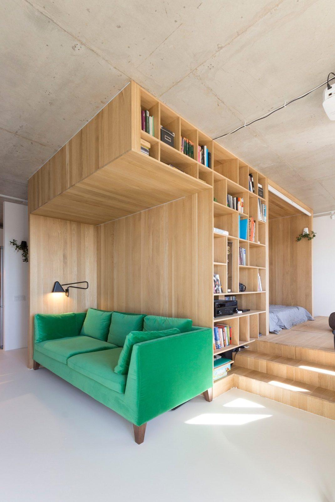 Am Nager Un Petit Studio De Moins De 50 M Tres Carr S