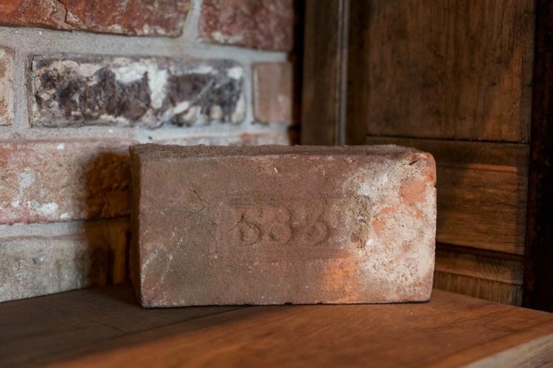 Brique apparente et décoration