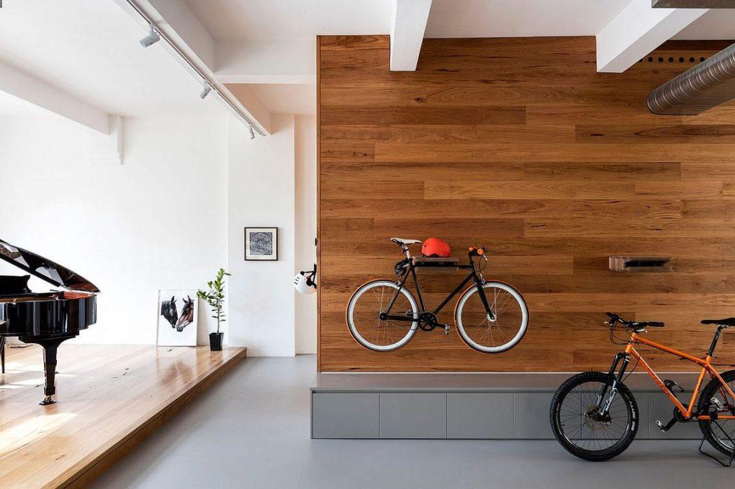 Rénovation d'un appartement dans un vieil immeuble