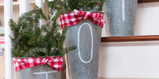 Tendance déco pour Noël zinc acier galvanisé 22 534x267 - Tendance déco pour Noël : le zinc et l'acier galvanisé