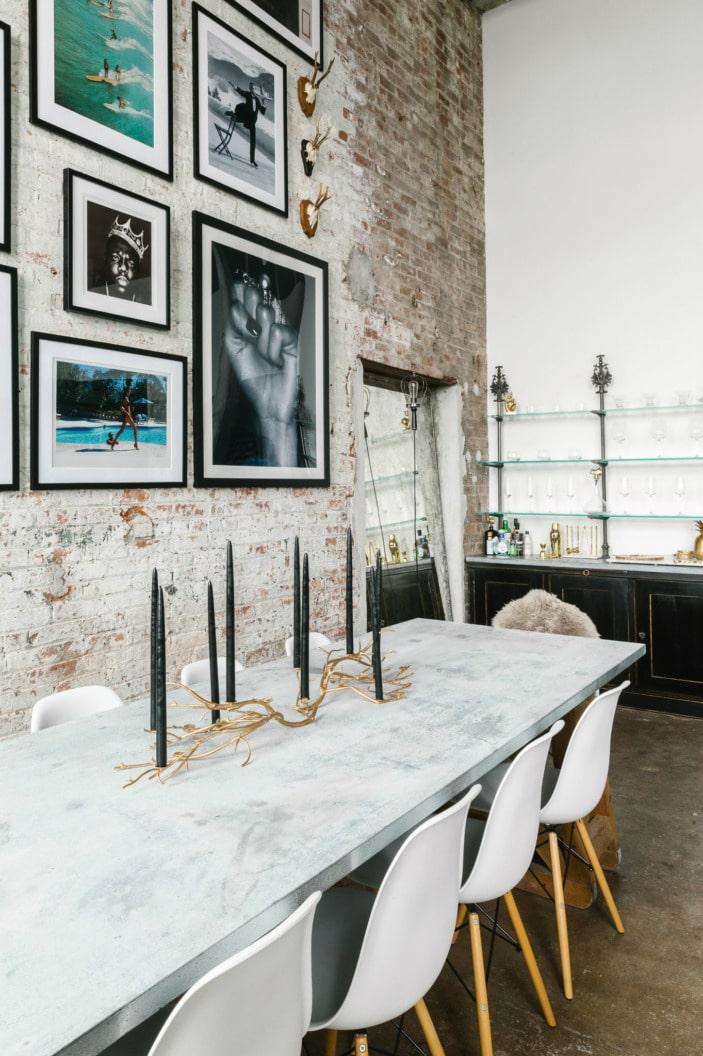 Transformer un loft en appartement moderne