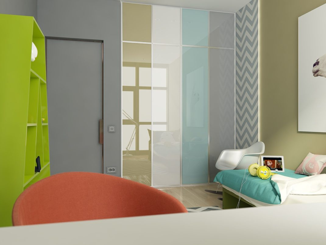 20 chambres d enfant la d coration moderne et color e - Chambre enfant coloree ...