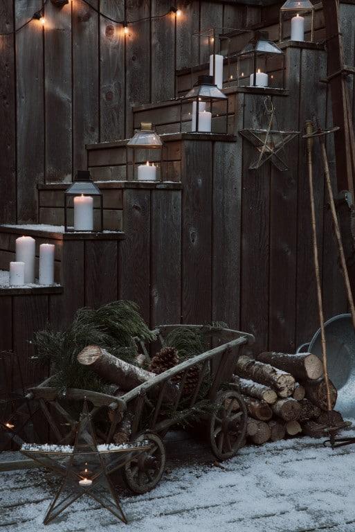 d co de no l alpine pour les f tes de fin d ann e blog deco. Black Bedroom Furniture Sets. Home Design Ideas