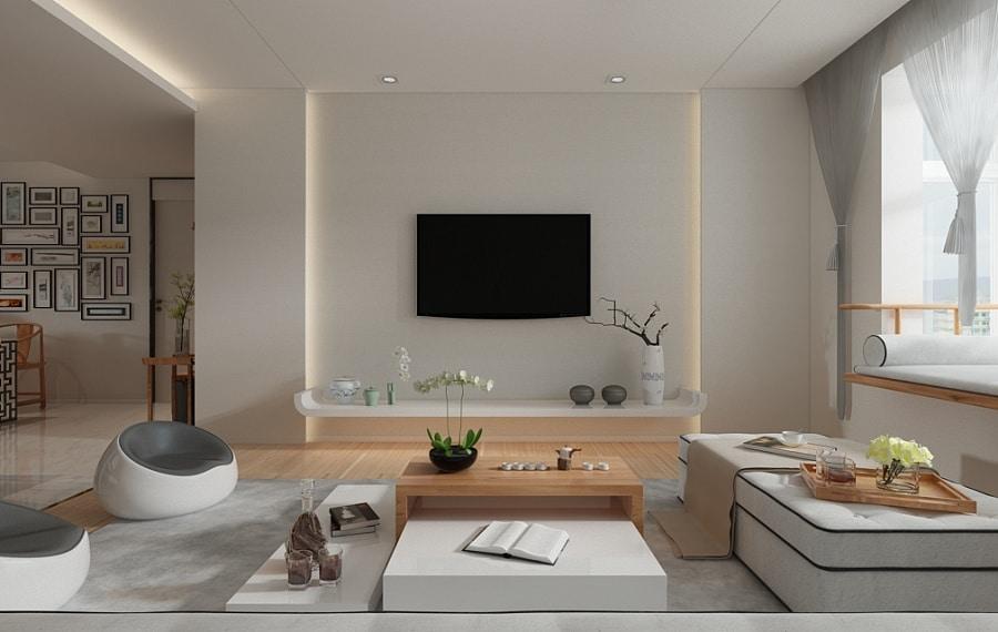 Décoration zen dans un intérieur déco et design | Déco Tendency