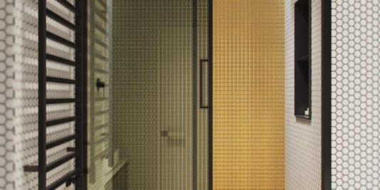 Honey White Lumière et sophistication moderne dans un appartement de deux chambres 16 534x267 - Honey White - Lumière et sophistication moderne dans un appartement de deux chambres