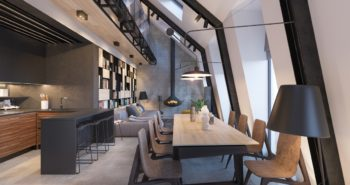 Transformer un grenier en appartement