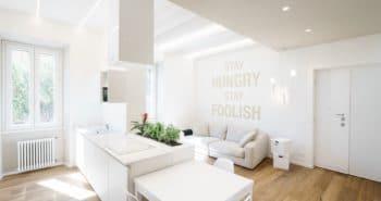 Fusionner deux appartements pour n en faire qu un c est possible - Astuces redecorer interieur ...