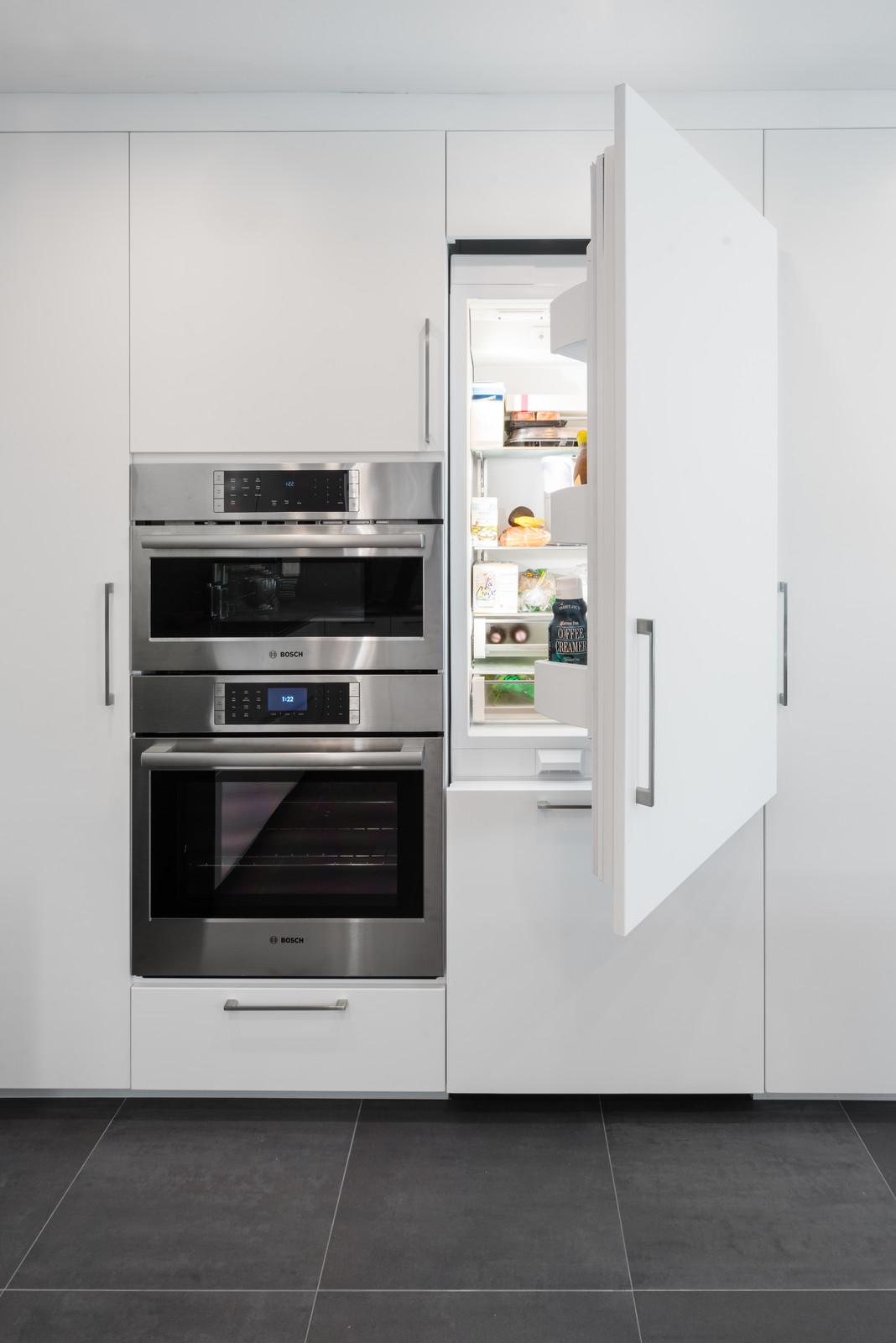 Une cuisine minimaliste imagin e par l 39 architecte dan brunn - Cuisine minimaliste ...