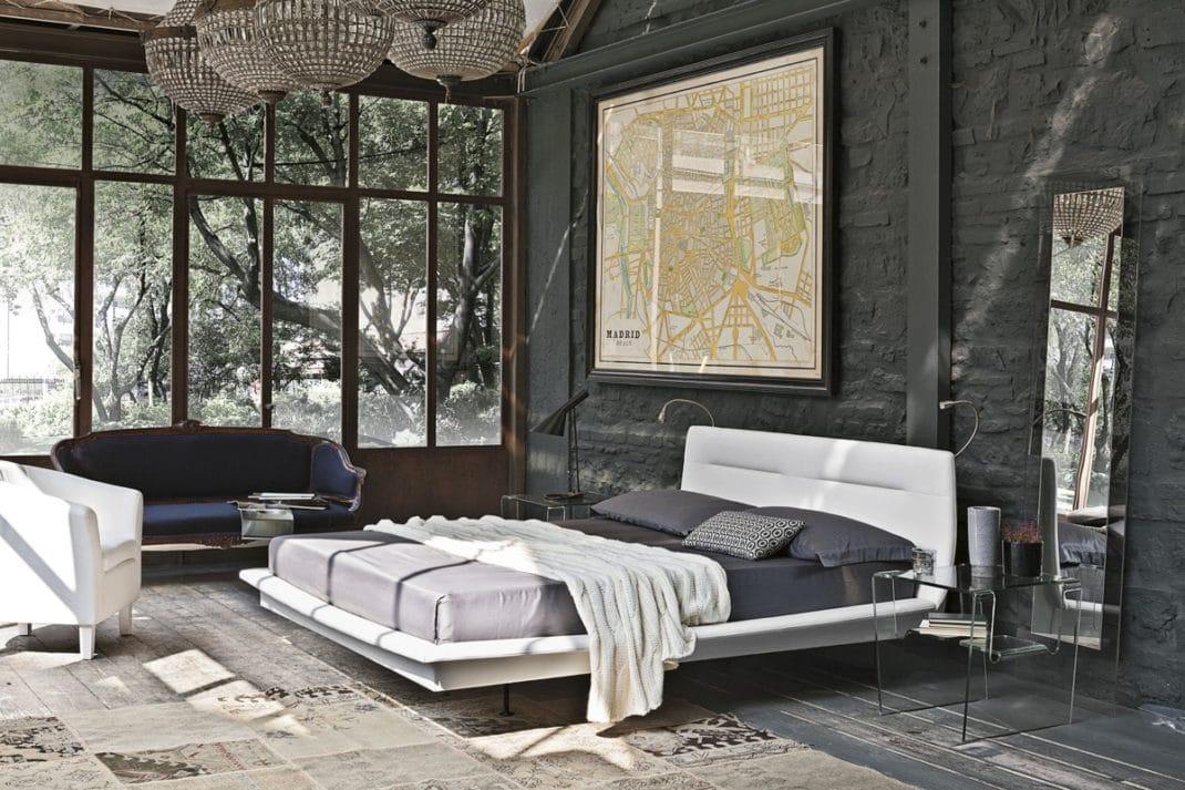 d corer les murs d une chambre avec des briques blog deco. Black Bedroom Furniture Sets. Home Design Ideas