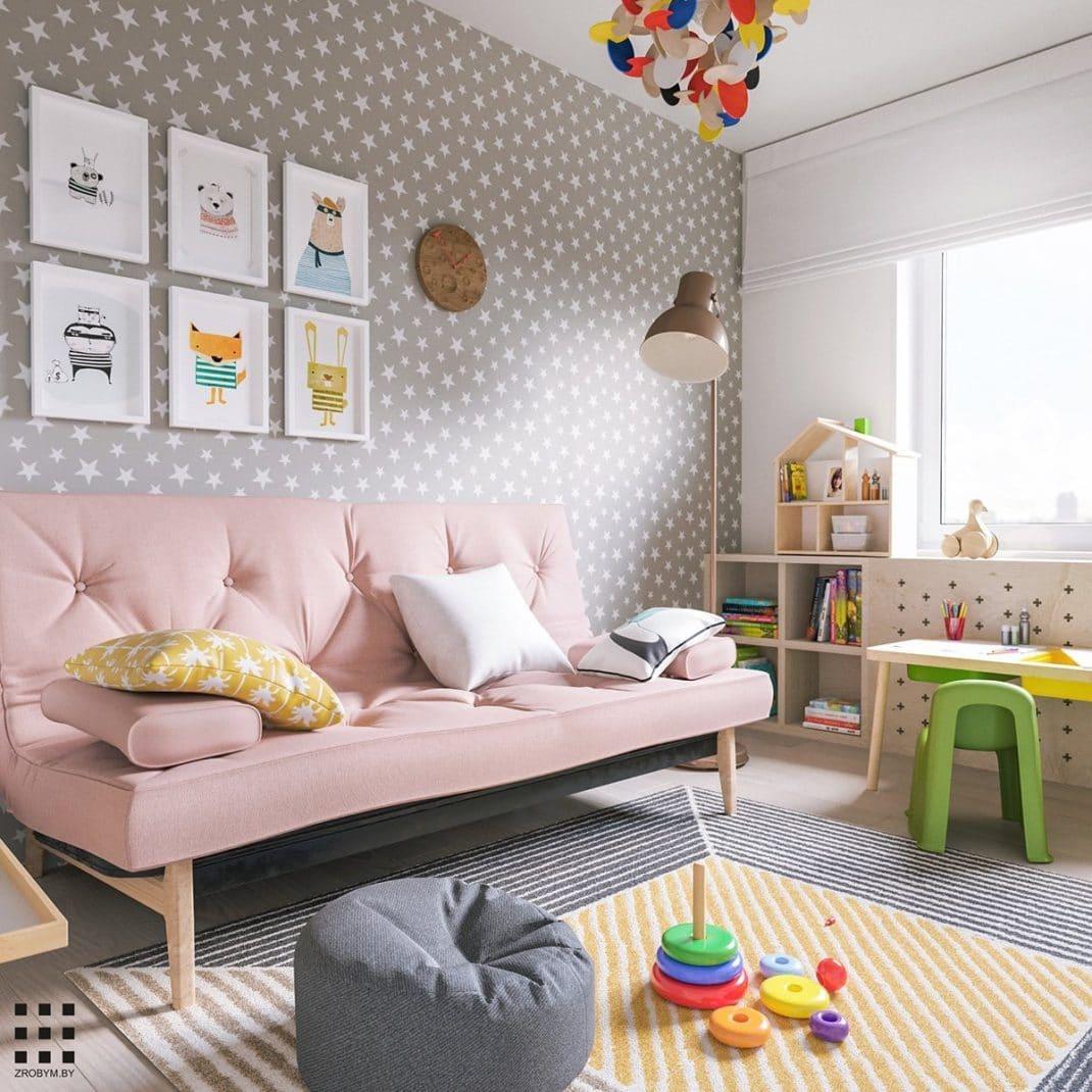 Décorer un appartement quand on a des enfants