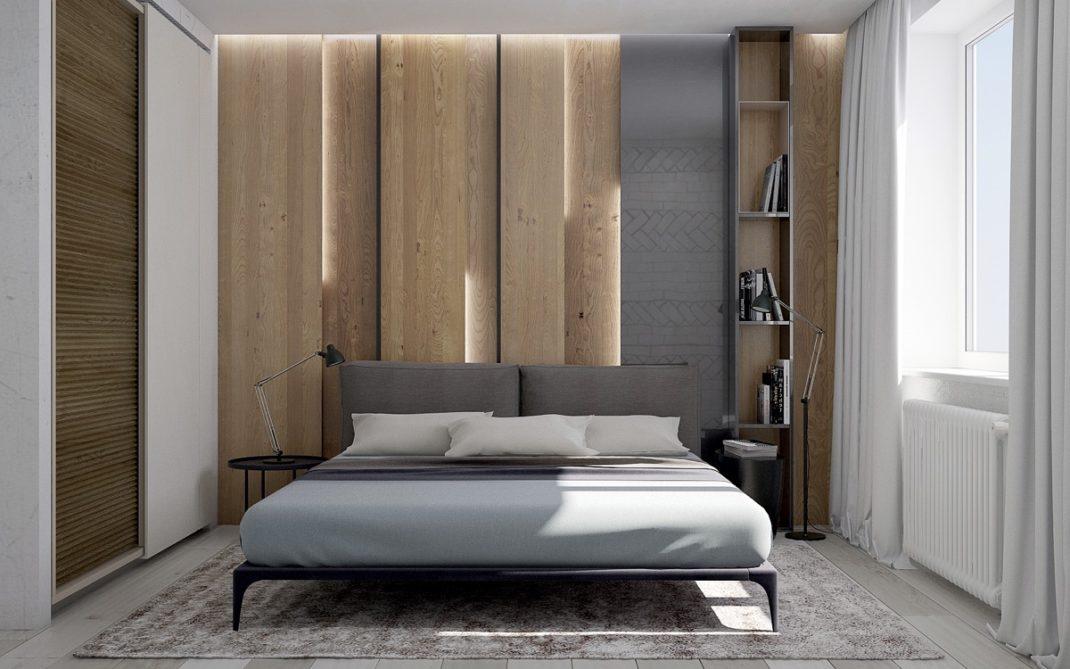 Murs en bois d coratifs 30 id es d co reproduire chez vous - Mur en bois decoratif ...