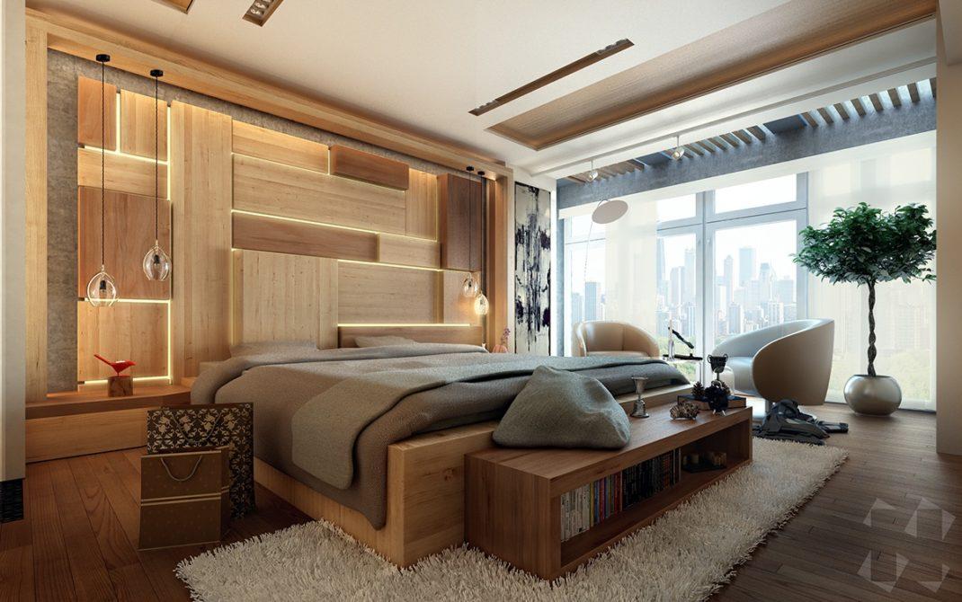 murs en bois d coratifs 30 id es d co reproduire chez vous. Black Bedroom Furniture Sets. Home Design Ideas