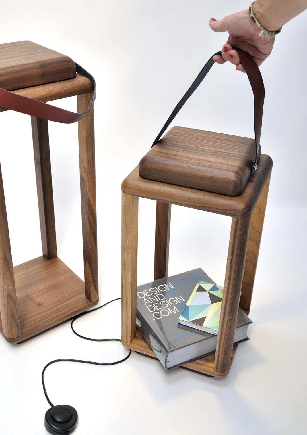 Nauset une version moderne de la lanterne by paolo gerosa - Lanterne moderne ...