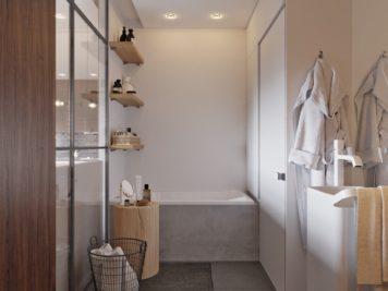 décorer un studio 13 356x267 - Décorer un studio : 5 exemples à reproduire chez vous