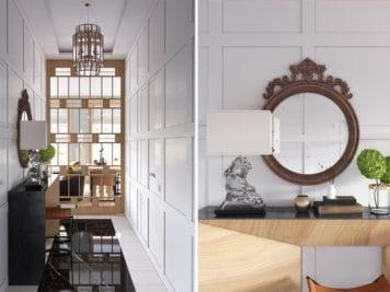 décorer un studio 20 356x267 - Décorer un studio : 5 exemples à reproduire chez vous