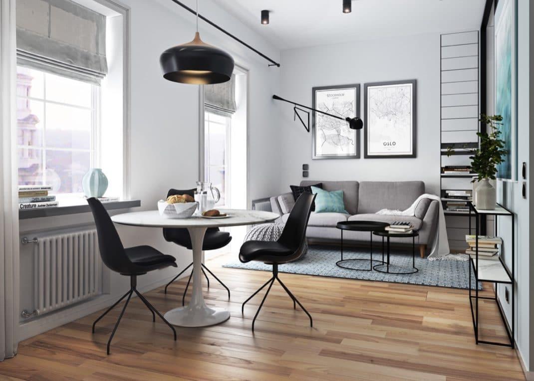 D corer un studio 5 exemples reproduire chez vous simplement for Decorer un petit studio