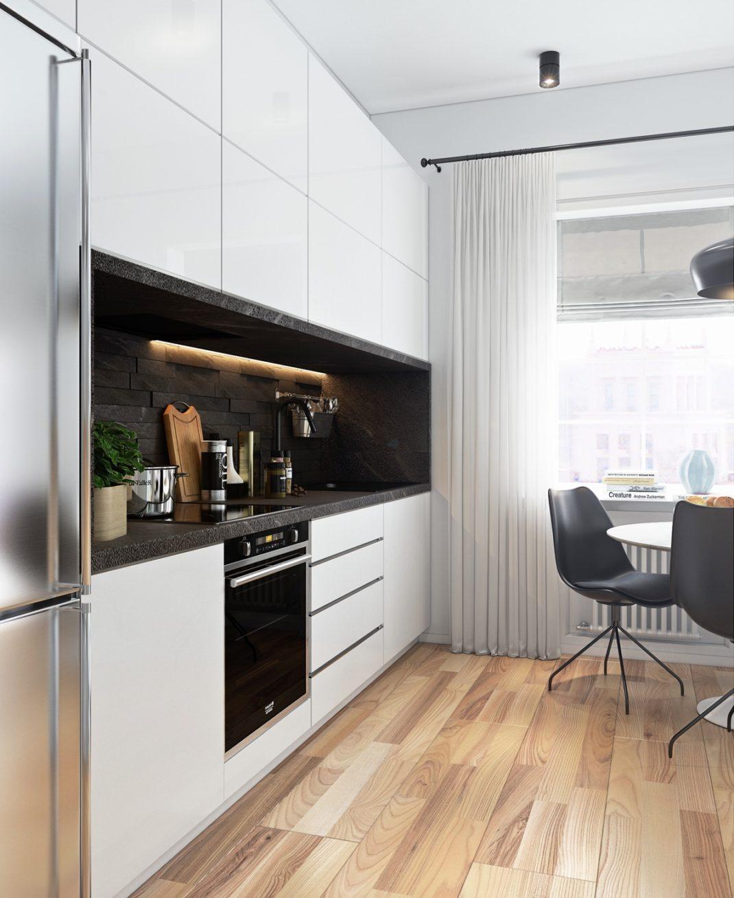 d corer un studio 5 exemples reproduire chez vous. Black Bedroom Furniture Sets. Home Design Ideas