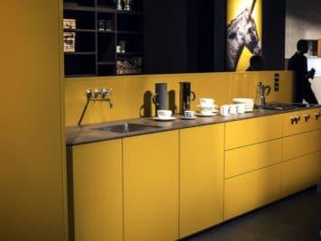 Agencer sa cuisine sur un mur 6 356x267 - Comment agencer sa cuisine sur un mur pour gagner de l'espace ?