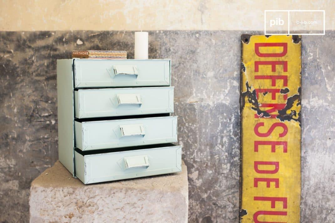 Mobilier industriel les meubles de rangement