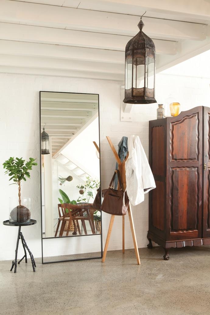 Loft urbain - Mélange du style rustique et du style contemporain
