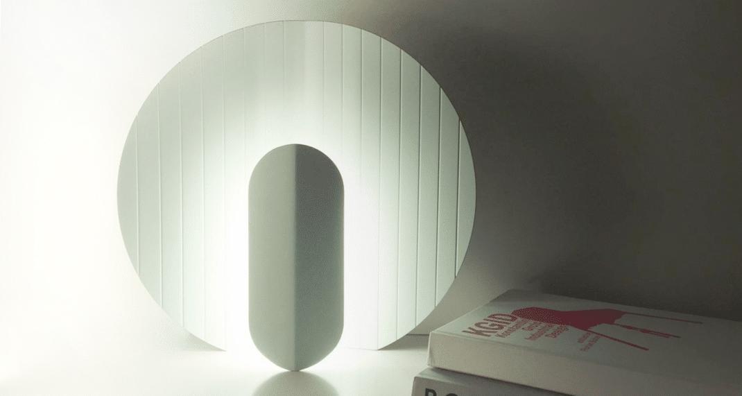 Bibelo lampe fold Arnaud Lapierre