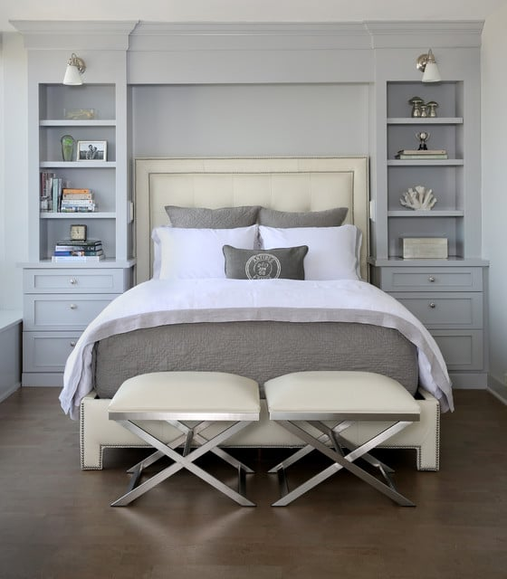 chambre parentale trucs et astuces d co simples reproduire. Black Bedroom Furniture Sets. Home Design Ideas