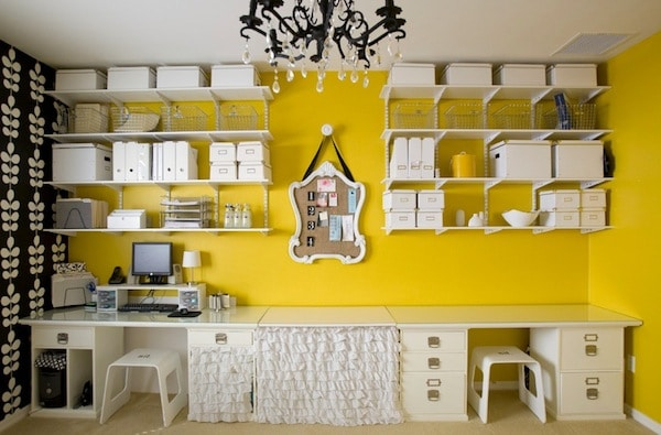 D corer son bureau simplement et rapidement blog d co - Decorer un bureau ...