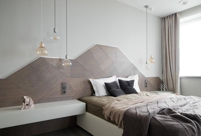 chambre parentale trucs et astuces d co simples reproduire. Black Bedroom Furniture Sets. Home Design Ideas
