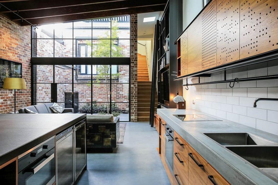 r nover un garage en appartement n 39 est pas si compliqu. Black Bedroom Furniture Sets. Home Design Ideas