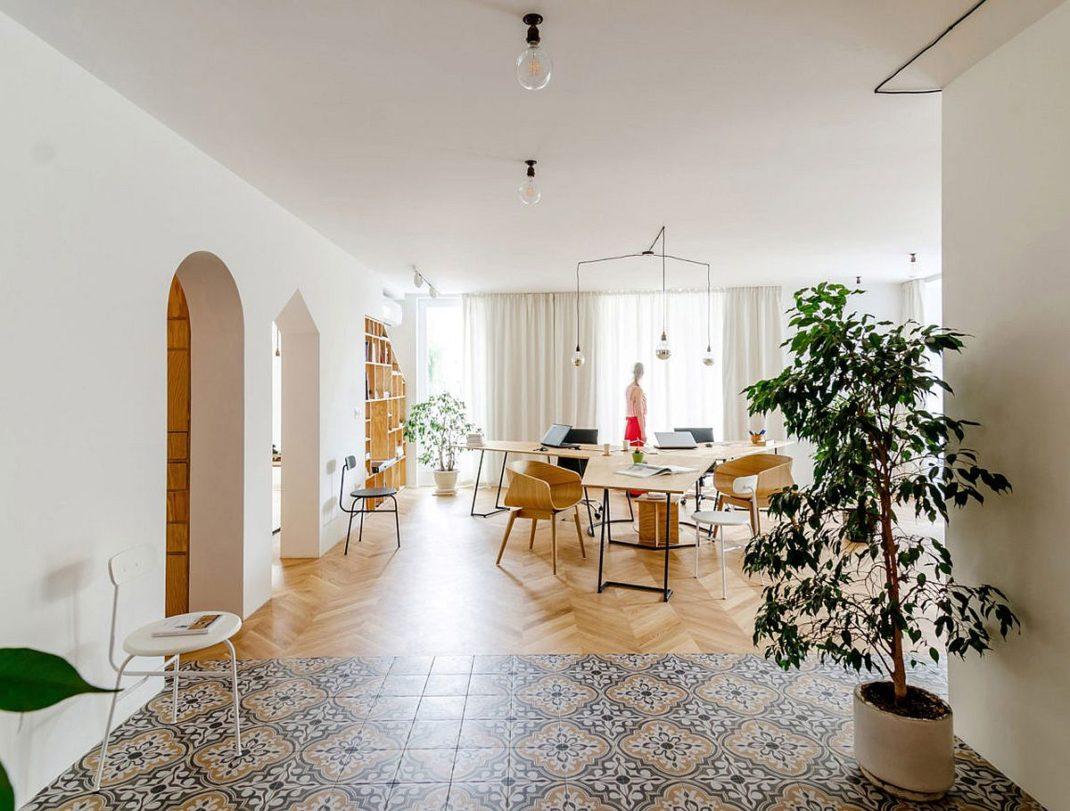 Transformer un appartement en bureau - Comment transformer un appartement en un bureau unique, étonnant et stimulant ?