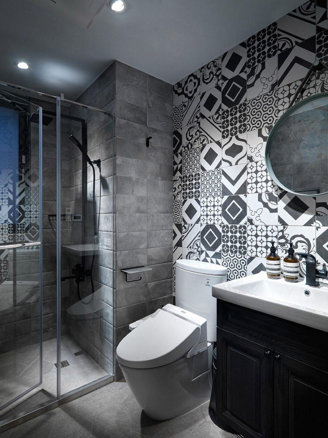 Une salle de bain merveilleuse