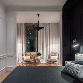 décoration classique et intemporelle 14 267x267 - Une décoration classique et intemporelle pour ce bel appartement ukrainien