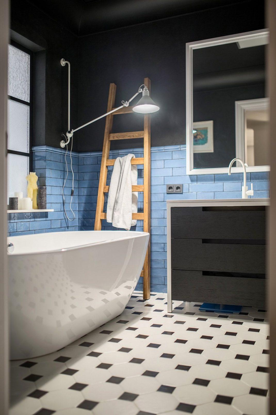 Des chambres à décoration simple mais très réussie