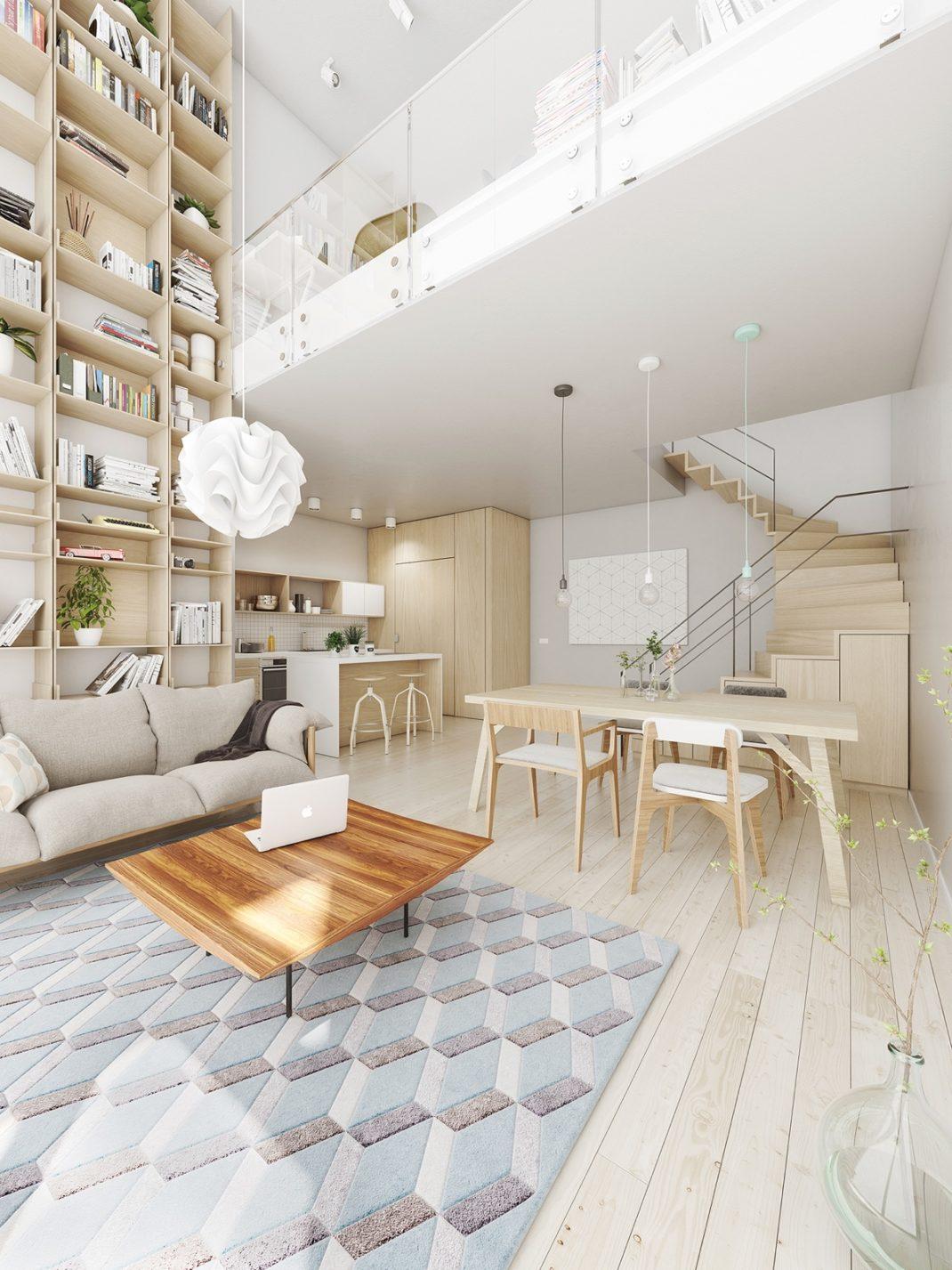 inspirations déco pour aménager un espace ouvert
