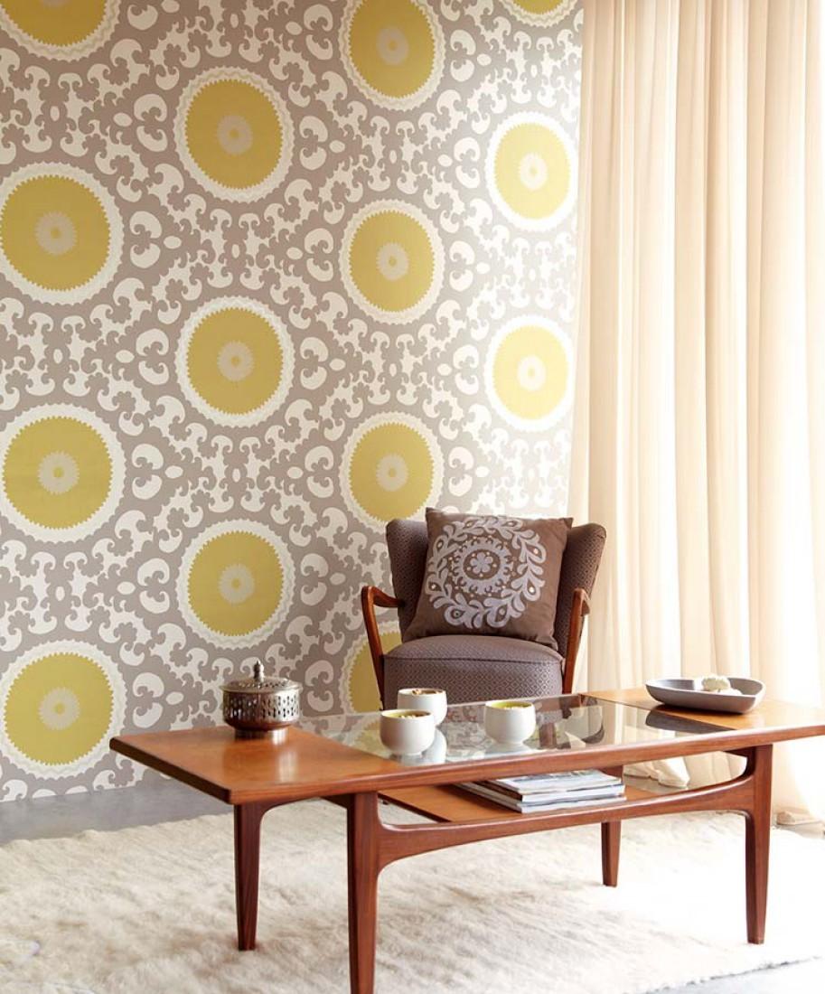 Papier peint tendance ma petite s lection deco tendency - Papel decorativo para muebles ...