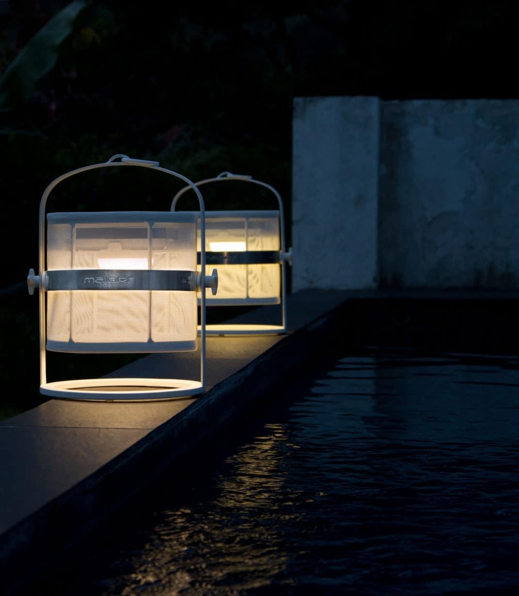 Lampe solaire : La Lampe Petite