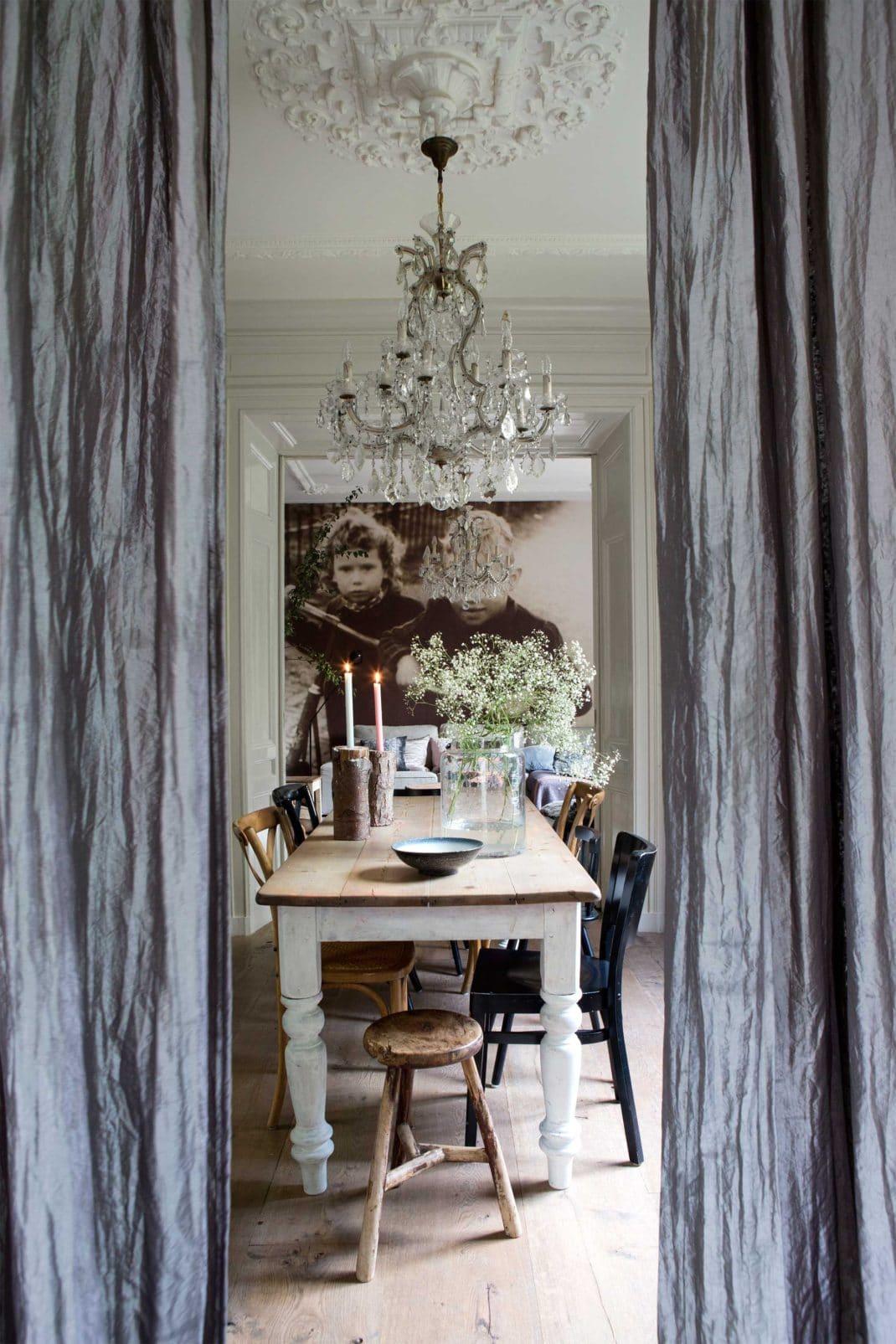 M lange des styles astuces d co pour un int rieur - Les differents styles de decoration d interieur ...