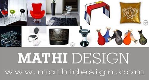 Boutiques déco généralistes - Mathi Design