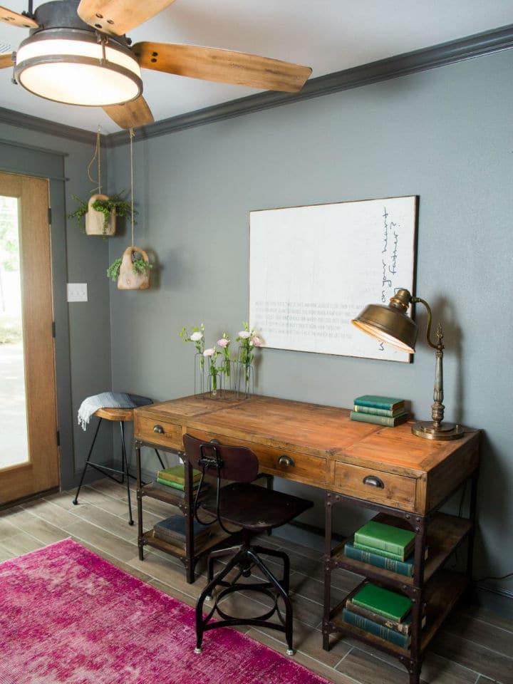red corer une maison des ann es 70 pour la moderniser. Black Bedroom Furniture Sets. Home Design Ideas
