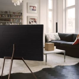 The Frame Samsung Télévision Design