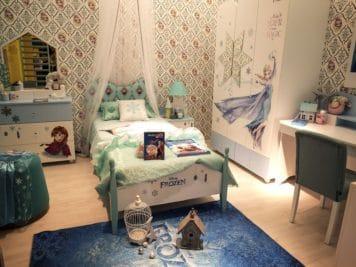 idées de décoration et d'ameublement pour une chambre d'enfant