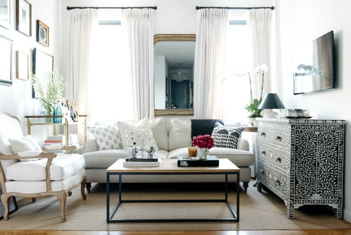 kat tanita la blogueuse nous d voile son int rieur de r ve. Black Bedroom Furniture Sets. Home Design Ideas