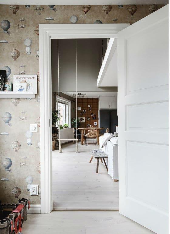 une d coration scandinave chic pour sublimer votre int rieur. Black Bedroom Furniture Sets. Home Design Ideas