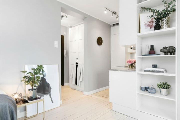 D corez un petit appartement scandinave gr ce quelques astuces - Solution petit appartement ...