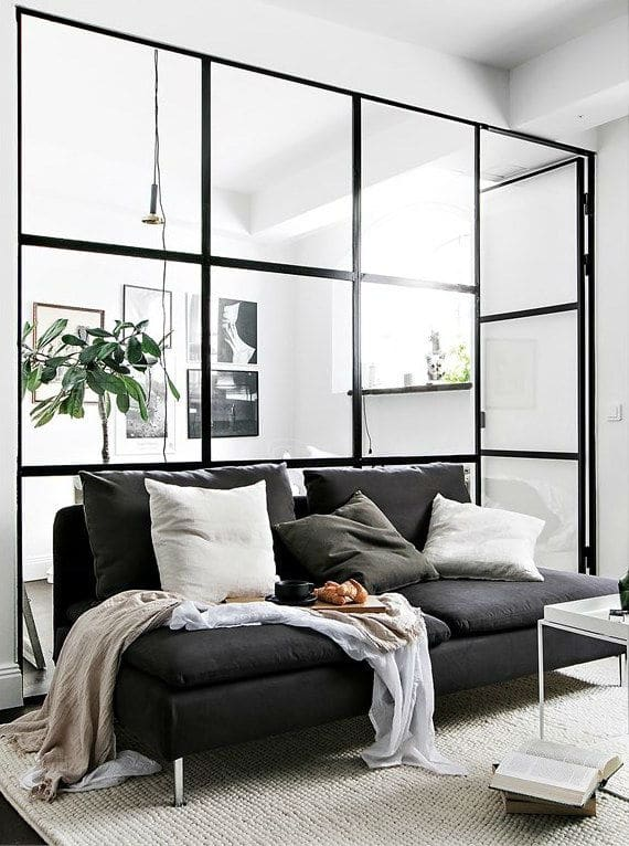 D coration cosy et optimisation de l 39 espace pour ce petit studio - Deco petit studio ...